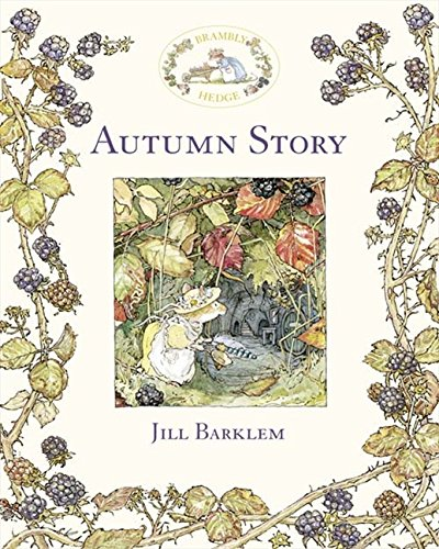 Image for Autumn Story (Brambly Hedge)