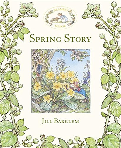 Image for Spring Story (Brambly Hedge)