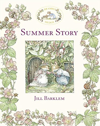 Image for Summer Story (Brambly Hedge)