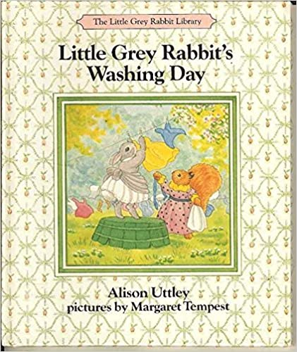 Image for Little Grey Rabbit's Washing Day (Little Grey Rabbit library)