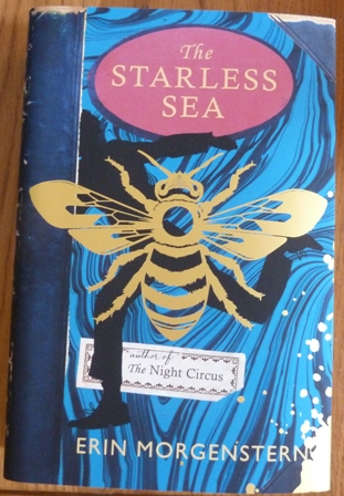 Image for The Starless Sea (First UK edition-first printing)