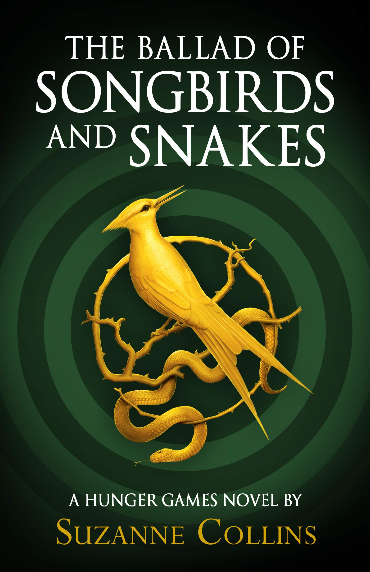 Image for The Ballad of Songbirds and Snakes (A Hunger Games Novel) (The Hunger Games)