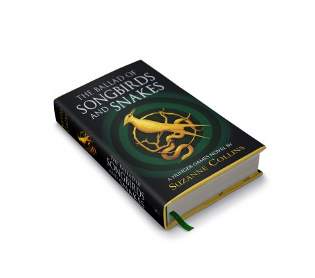 Image for The Ballad of Songbirds and Snakes (A Hunger Games Novel) - Collector's Edition