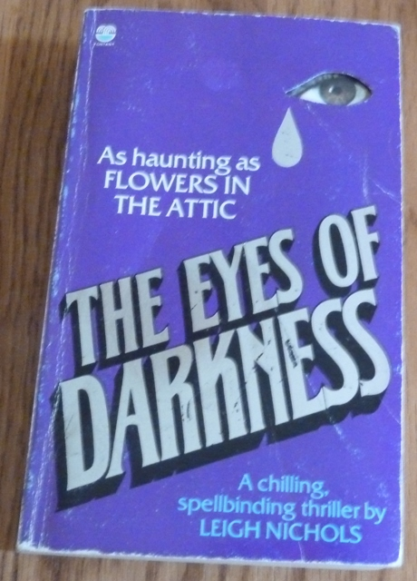 Image for The Eyes of Darkness (First UK paperback edition-first impression)