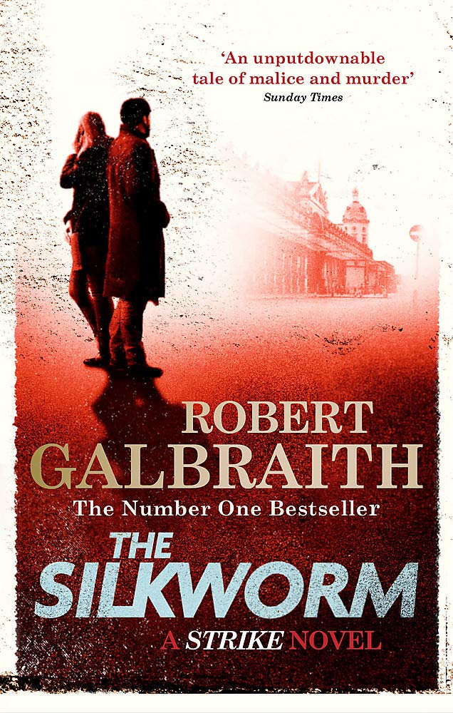 Image for The Silkworm: Cormoran Strike Book 2 (Cormoran Strike 2)