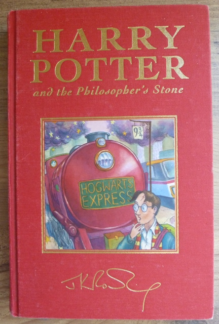 Image for Harry Potter and the Philosopher's Stone (Special Edition) (First UK edition-2nd printing)