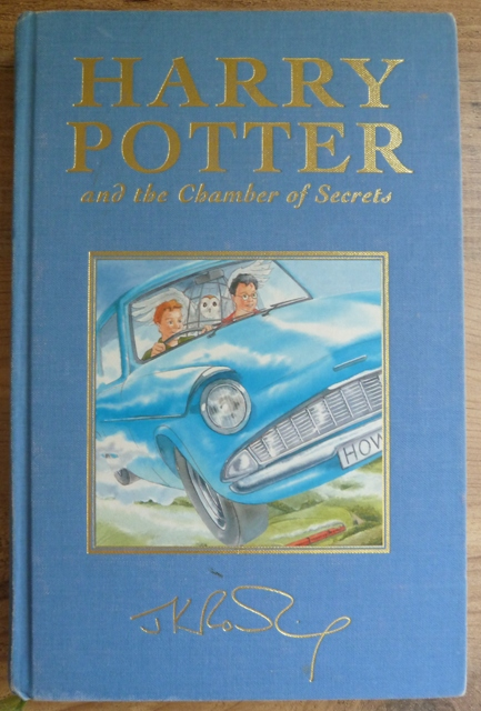Image for Harry Potter and the Chamber of Secrets (Book 2): Special Edition (First UK edition-first printing)