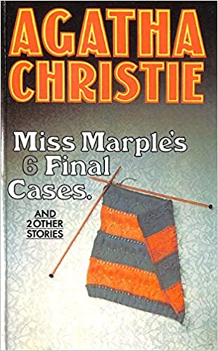 Image for Miss Marple's 6 Final Cases and 2 Other Stories (Agatha Christie Facsimile Edition)