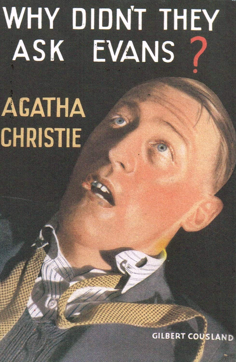 Image for Why Didn't They Ask Evans? (Agatha Christie Facsimile Edition)