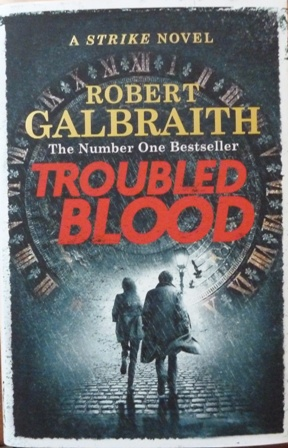 Image for Troubled Blood (Cormoran Strike 5)