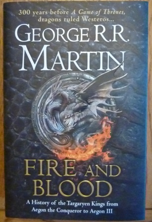 Image for Fire and Blood: 300 Years Before A Game of Thrones (A Targaryen History) (A Song of Ice and Fire) (Signed)