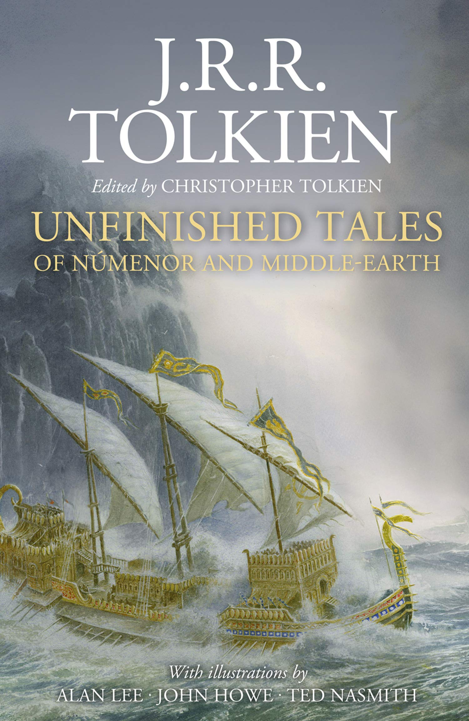 Image for Unfinished Tales
