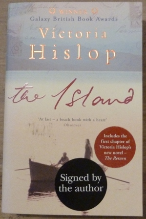 Image for The Island (Signed)