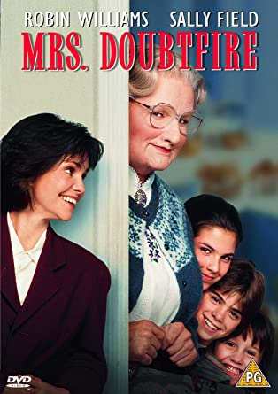Image for Mrs. Doubtfire [DVD]