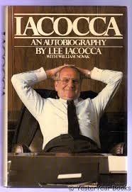 Image for Iacocca: An Autobiography by Iacocca