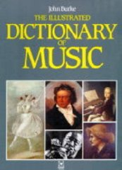 Image for Illustrated Dictionary of Music