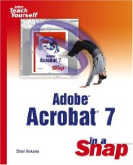 Image for Adobe Acrobat 7 in a Snap