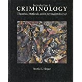 Image for Introduction to criminology: Theories, methods, and criminal behavior