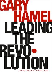 Image for Leading the Revolution (Harvard Business School Press) [Illustrated]