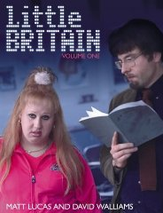 Image for Little Britain: v.1: The Complete Scripts and All That - Series 1: Vol 1