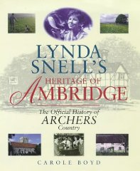 Image for Lynda Snell's Heritage of Ambridge: Official History of Archers Country