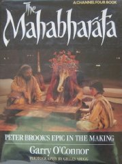 Image for The Mahabharata: An Epic in the Making [Illustrated]