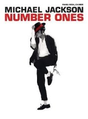 Image for Michael Jackson: Number Ones (Piano/Vocal/Guitar)