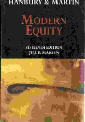 Image for Modern Equity