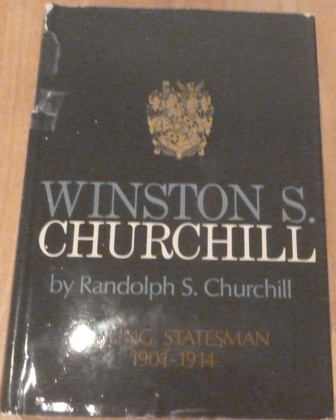 Image for Winston S. Churchill Winston S. Churchill Young Statesman 1901-1914