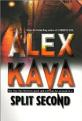 Image for Split Second (Maggie O'Dell Novels)