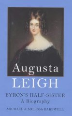 Image for Augusta Leigh : Byron's Half-Sister: A Biography