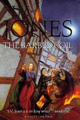 JONES, J.V. - The Barbed Coil