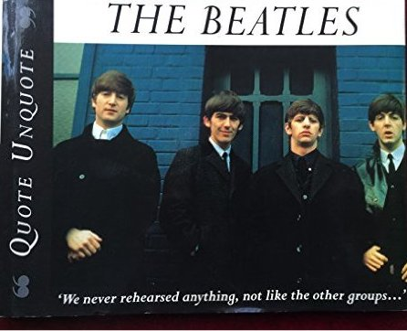 Image for The Beatles: Quote, Unquote