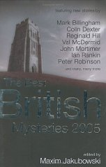 Image for The Best British Mysteries 2005
