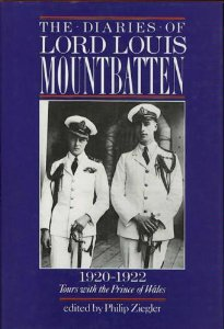 Image for The Diaries of Lord Louis Mountbatten 1920-22: Tours with the Prince of Wales