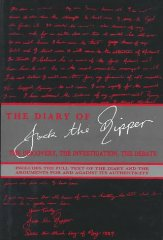 Image for The Diary of Jack the Ripper/the Discovery, the Investigation, the Debate