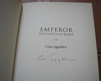 Image for The Gates of Rome (Emperor)-(Signed)