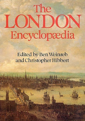 Image for The London Encyclopaedia
