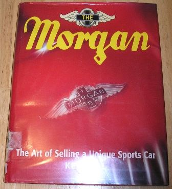 Image for Morgan: The Art of Selling a Unique Sports Car