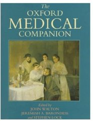 Image for The Oxford Medical Companion
