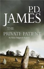 Image for The Private Patient (Adam Dalgliesh Mystery)