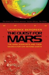 Image for The Quest for Mars: NASA Scientists and Their Search for Life Beyond Earth