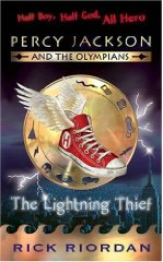 Image for Percy Jackson and the Olympians: The Lightning Thief (Percy Jackson & the Olympians)