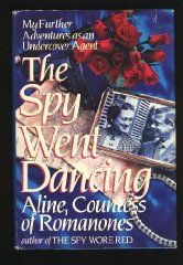 Image for The Spy Went Dancing