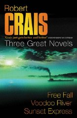 Image for Three Great Novels: v. 2: Free Fall, Voodoo River, Sunset Express