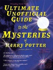Image for Ultimate Unofficial Guide to They Mysteries of Harry Potter: Bk. 1-4: Analysis of Books 1-4