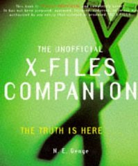 Image for The Unofficial X-Files Companion : The Truth is Here
