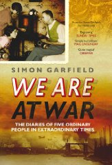Image for We Are At War: The Remarkable Diaries of Five Ordinary People