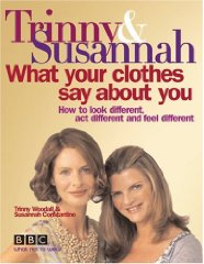 Image for What Your Clothes Say About You: How to Look Different, Act Different and Feel Different