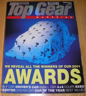 Image for Top Gear  Magazine: issue 90-March 2001